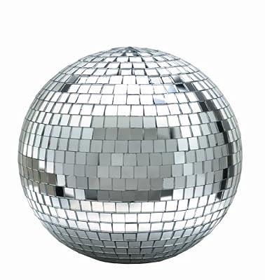 Eliminator Lighting Mirror Balls 12 inch mirror ball Mirror Ball by Eliminator Lighting