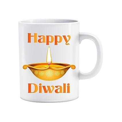 buy namo again happy diwali quotes funny printed coffee mug white