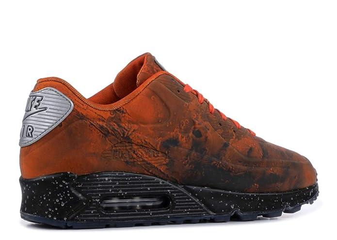 c4ab8c72 Amazon.com   Nike Air Max 90 QS Mars Landing CD0920-600 Mars Stone/Magma  Orange Men's Shoes   Fashion Sneakers