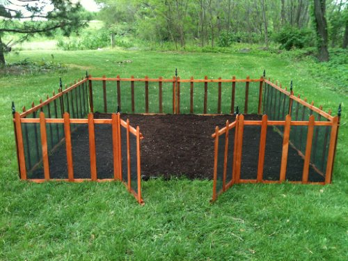 Terra Garden Fence Gf 4 Protect Amp Beautify 32 Feet Of