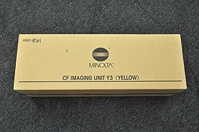 Konica Minolta Yellow CF Imaging Unit Y3 4660-501