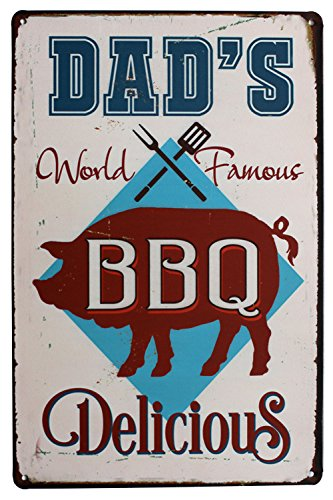 outdoor bbq sign - 9