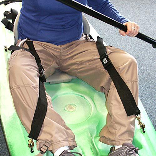 Ocean Kayak Knee Thigh Basic Braces-Pair (Kayak Thigh Straps)