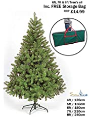 NEW COLORADO GREEN ARTIFICIAL CHRISTMAS TREE ((4FT - CT06183))