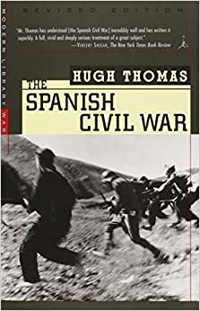 The Spanish Civil War: Revised Edition (Modern Library (Paperback))