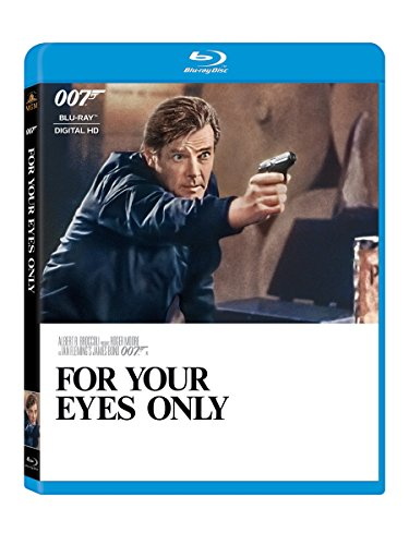 For Your Eyes Only Blu-ray