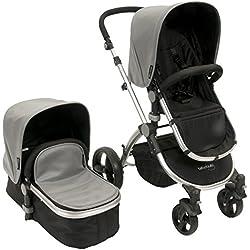 babyroues Letour Lux II Stroller, Grey