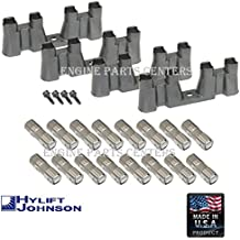 HYLIFT US-Made Roller Lifters+TRAYS+BOLTS for Chevy 5.3 5.7 6.0 NON-AFM LS1 LS2 LS3 LS7 (Lifters & Trays)