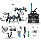 Mingruie 2.4GHz 4-Axis Gyro Fighter Design Drone Altitude Hold Headless Mode 360 Degree Roll RC Quadcopter