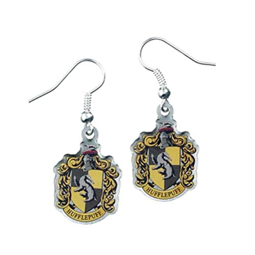 Official Harry Potter Jewellery Slytherin Crest Earrings WN0auVad