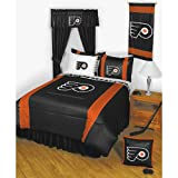NHL Philadelphia Hockey 5pc Full-Double Bedding Set
