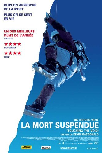 Touching the Void Movie Poster (27 x 40 Inches - 69cm x 102cm) (2004) Belgian -(Nicholas Aaron)(Richard Hawking)(Brendan Mackey)(Joe Simpson) (Touching The Void Film)