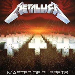 vignette de 'Master of puppets (Metallica)'
