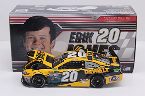 Lionel Racing Erik Jones 2018 DeWalt NASCAR Diecast 1:24 Scale