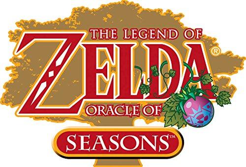 Legend Zelda Oracle Seasons Digital
