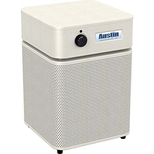 Austin Air A250A1 HealthMate Plus Junior Air Purifier, Sandstone (Austin Air Purifiers)