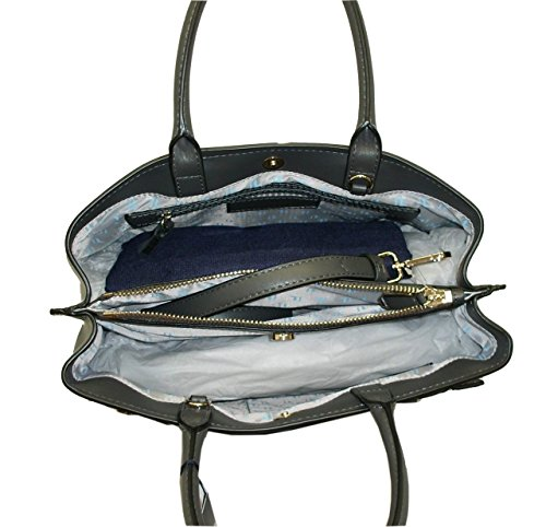 Borsa TRUSSARDI JEANS B270 handbag TREMBLANT TOTE GRIGIO