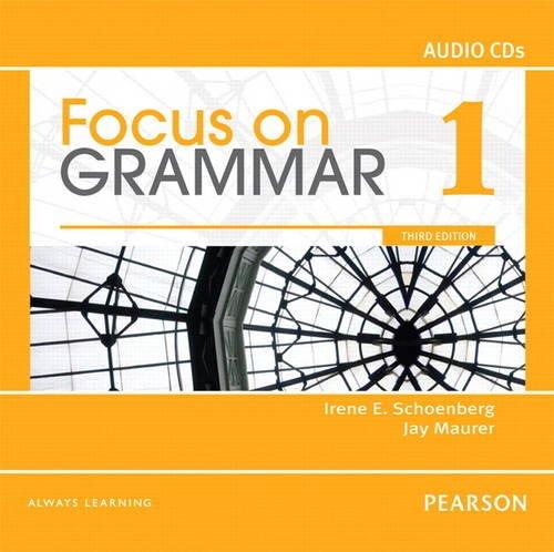 Focus on Grammar 1 Classroom Audio CDs