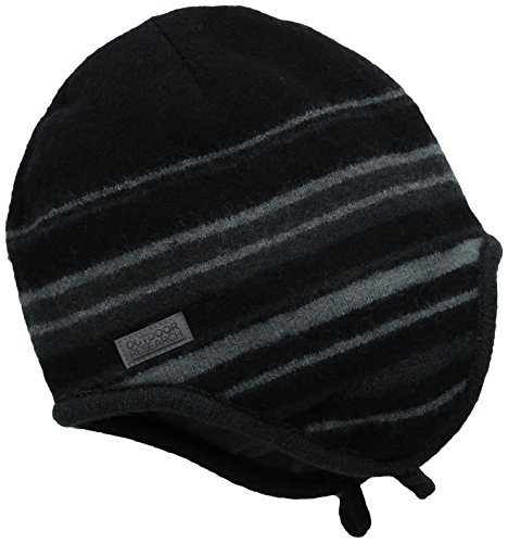 (Outdoor Research Conway Beanie, Black/Charcoal,)