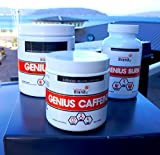 GENIUS-CAFFEINE–Extended-Release-Microencapsulated-Caffeine-Pills-All-Natural-Non-Crash-Sustained-Energy-Focus-Supplement–Great-Preworkout-and-Brain-Booster-100-veggie-capsules