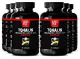Conjugated linoleic acid for Weight Management - TONALIN Conjugated Linoleic Acid Complex - Increase endurance and energy - 6 bottles 270 Capsules