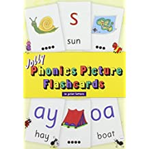 Jolly Phonics Picture Flash Cards by Sara Wernham (30-Sep-2014) Paperback