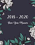 img - for 2018 - 2020 Three Year Planner: Monthly Schedule Organizer - Agenda Planner For The Next Three Years, 36 Months Calendar, Appointment Notebook, ... Year Monthly Calendar Planner) (Volume 1) book / textbook / text book
