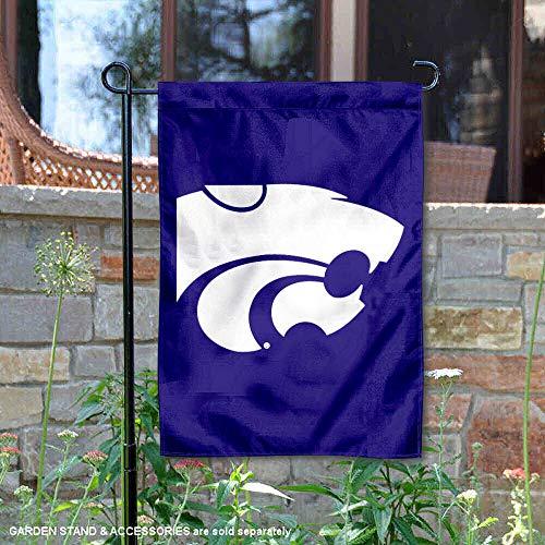 Kansas State University Garden Flag and Yard Banner
