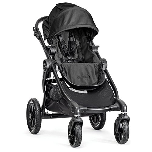 Baby Jogger 2016 City Select Single Stroller - Black