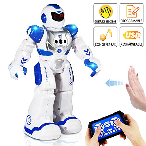 AILUKI RC Robot Toy
