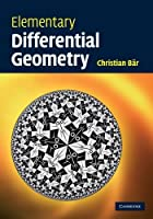 Elementary Differential Geometry Front Cover