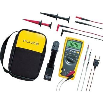 Fluke 179 EDA2 6 Piece Industrial Electronics Multimeter Combo Kit