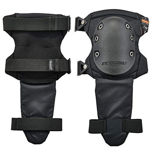 Gel Pads Proflex Knee (Ergodyne ProFlex 340 Slip Resistant Knee Pads with Shin Guard)