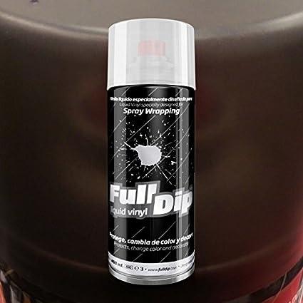 Spray vinilo líquido smoke-ahumado mate - pelable - 400ml
