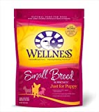 Wellness Pet Products - Small Breed Puppy Dry Dog Food, 6 x 4 LB