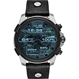 Diesel Watches Men's Touchscreen Smartwatch (Black)