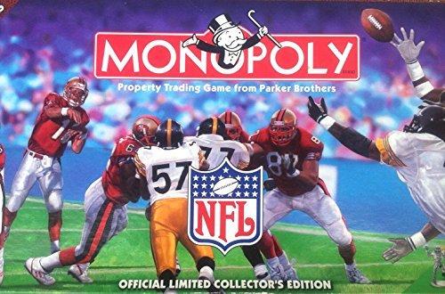 Monopoly NFL (Nfl Monopoly)