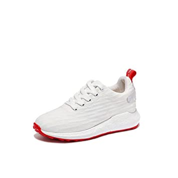 cc5ff5e2632d0 Amazon.com: Women's Sneakers Casual Shoes Tulle Breathable Mesh PU ...