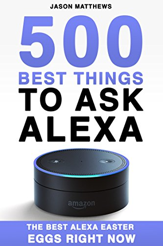 Amazon Dot Best Things Alexa ebook product image