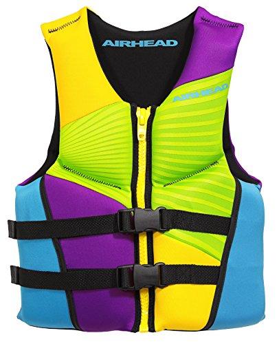 AIRHEAD GNAR Kwik-Dry Neolite Flex Vest, Youth