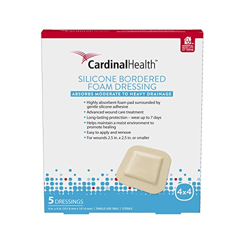cardinal-health-silicone-bordered-foam-4in-x-4in