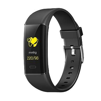 YWLINK Smartwatch Reloj Deportivo Hombre Y Mujer Monitoreo ...
