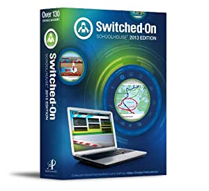 2013 switched on Schoolhouse, 3rd Grade, Grade 3 Language Arts Curriculum by AOP (Alpha Omega HomeSchooling), SOS CD-ROM
