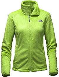 Women'S Osito 2 Jacket Sharp Green Fleece Jacket L