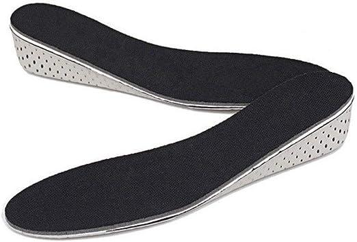 Lift Insole Heel Insert Height Increase Cushion EVA Air Cushion Soft Brand New