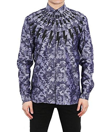 wiberlux-neil-barrett-mens-camouflage-thunder-print-concealed-placket-shirt-41-gray-blue