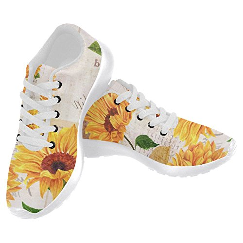 InterestPrint Womens Loafers Classic Casual Canvas Slip On Fashion Shoes Sneakers Mary Jane Flat Multi 1 60IYekNoXJ