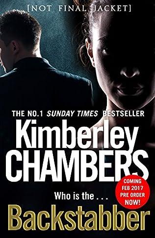 book cover of Backstabber