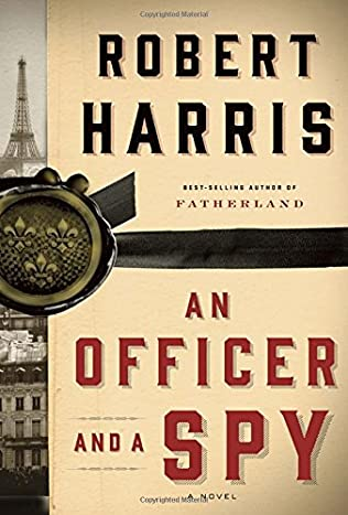 book cover of An Officer and a Spy
