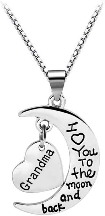 Aunt Birthday Christmas Gifts Necklace Aunt Heart Pendant Necklace Thanksgiving Valentines Day Gifts for Aunt Auntie from Niece Nephew
